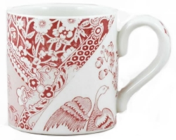 Engravers  Pink Half Pint Mug Collectable