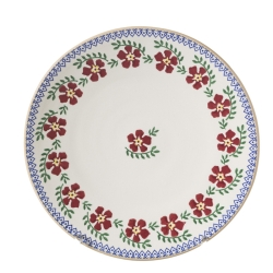 Old Rose Everyday Plate