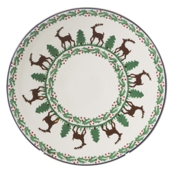 New Nicholas Mosse Reindeer Everyday Plate