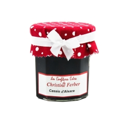 Christine Ferber Burgundy Black Currant Preserve