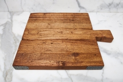 French Cutting Board Large, Handmade Hungary.