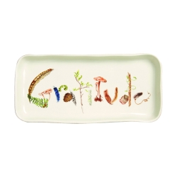 Forest Walk Gratitude Gift Tray 10.5
