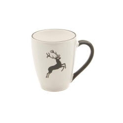 Grey Deer Gourmet Mug 10 oz