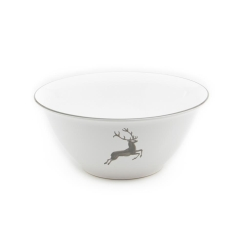 Grey Deer Salad Bowl 13