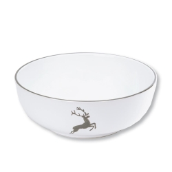 Grey Deer (Stag) Serving Bowl 9