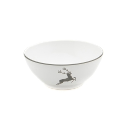 Grey Deer (Stag) Serving Bowl 10.75