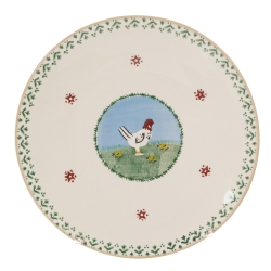 Hen Everyday Plate