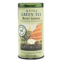 Daily Green Tea Honey Ginseng