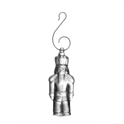 Nutcracker Ornament in a Gift Box