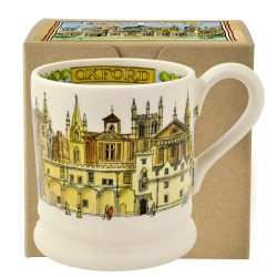 Oxford 1/2 Pint Mug Boxed