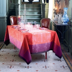 Palace Tor Ruby Tablecloths and Runners