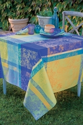 Mille Patios Majorelle Table Linens - New 2016