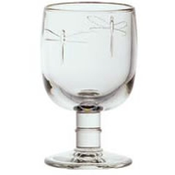 La Rochere Dragonfly Wine Goblet