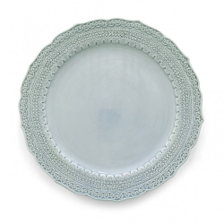 Finezza Blue Dinner Plate - 3 Available