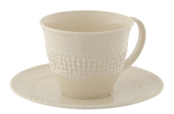 Galway Weave Cup and Saucer set/2