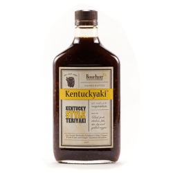 Bourbon Barrel  Kentuckyaki Marinade