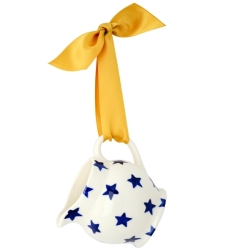 Starry Skies Tiny Jug Tree Decoration Boxed