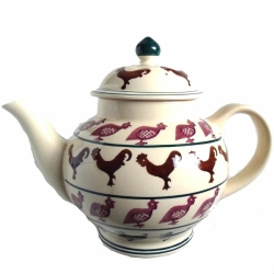 Chicken Run 4 cup Teapot