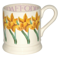 Daffodil 1/2 Pint Mug-Retired
