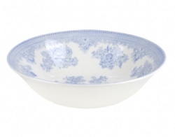 Blue Asiatic Pheasant Cereal Bowl