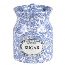 Burgess Chintz Storage Jar Sugar Retired