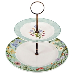 Coronation Meadow Cake Stand- one available