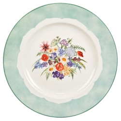 Coronation Meadow Dessert/Salad Plate