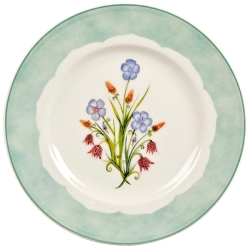 Coronation Meadow Tea Plate Cranes 2 available