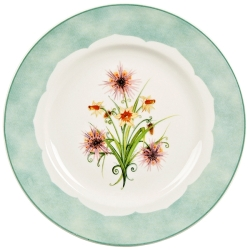 Coronation Meadow Tea Plate Knapweed-3 Available