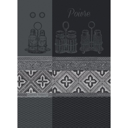 Poivre Noir Kitchen Towel - our of stock but on order