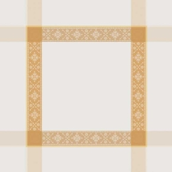 Imperatrice Gold Napkin 21 X 21 Set of 4