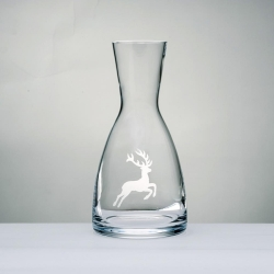 Eisch Glass, Water Carafe
