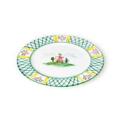 Hunter's Delight Gourmet Dinner Plate 10.5