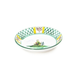 Hunter's Delight Coupe Soup Plate