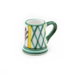 Hunter's Delight Tiny Stein Mug with Handle (Shooter Mug) 2