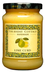 Thursday Cottage Lime Curd