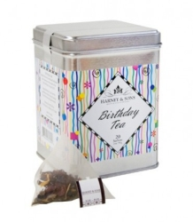 Harney and Son's Birthday Tea Sachets