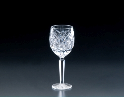 Heritage Glass Cathedral White Wine Glass