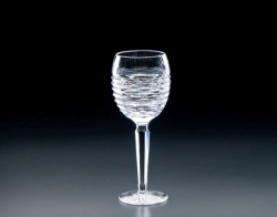 Heritage Glass Crinklewood Claret Glass
