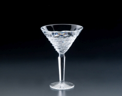 Heritage Glass Crinklewood Martini Glass