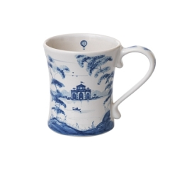 Country Estate Delft Blue Mug Sporting