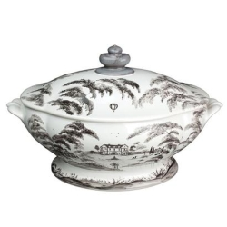 Country Estate  Flint Medium Tureen