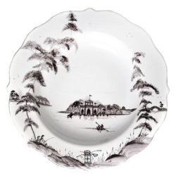 Country Estate Pasta/Soup Bowl Flint