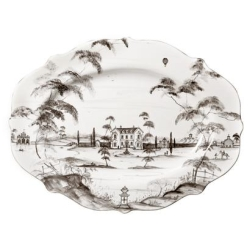 Country Estate Flint Lg Serving Platter