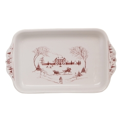 Country Estate Ruby Baking Dish