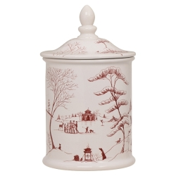 Country Estate Ruby Cookie Jar