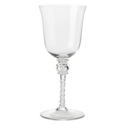 Amalia Tulip Sm Goblet Clear Retired
