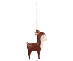 Metal Bambi Ornament