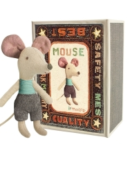 Little Brother Mouse Box Retired