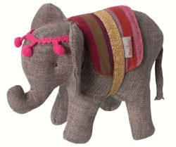 Elephant for Circus